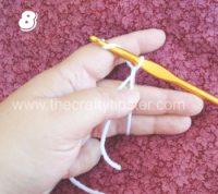 Crochet Circle - Step 8