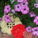 crochet-rose