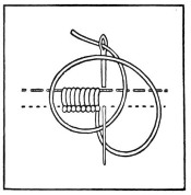 Buttonhole Stitch Tutorial