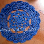 Double Ring Doily