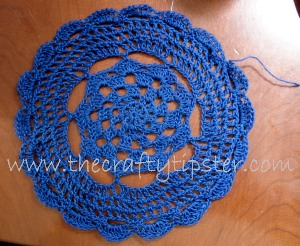 double ring doily pattern