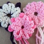 Crochet Flower Pattern - Morning Glory