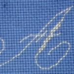 Vintage Cross Stitch Alphabet 2