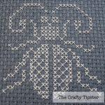 Cross Stitch Bug Pattern