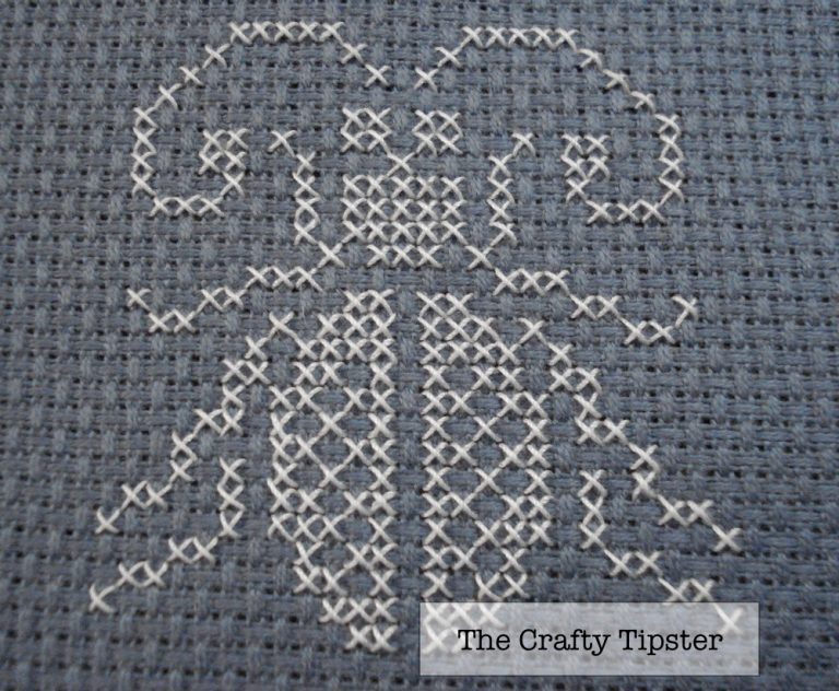Cross Stitch Bug Pattern