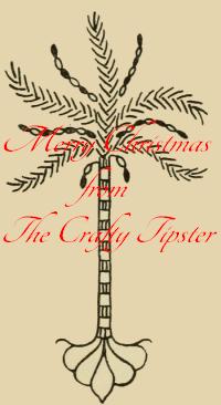 South Carolina Palmetto Christmas Tree