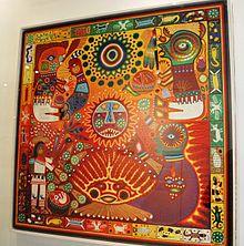 hiuchol-art