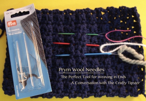 Prym wool needles