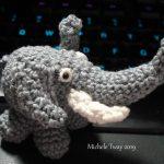 Itty Bitty Elephant