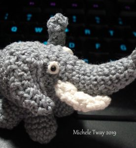 Itty Bitty Elephant